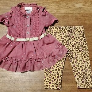 Gorgeous baby girl outfit!